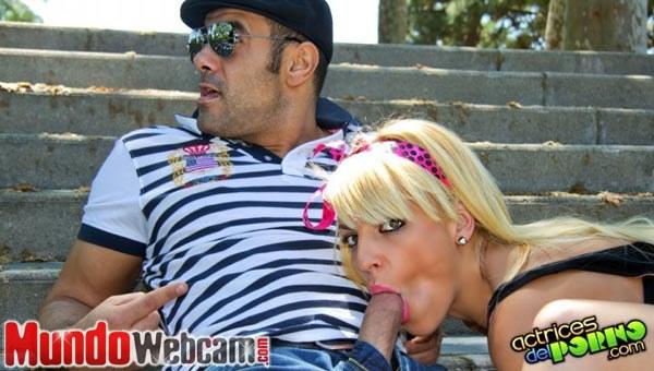 Sexo Duro Pornostar con Webcam Jordanne Kali